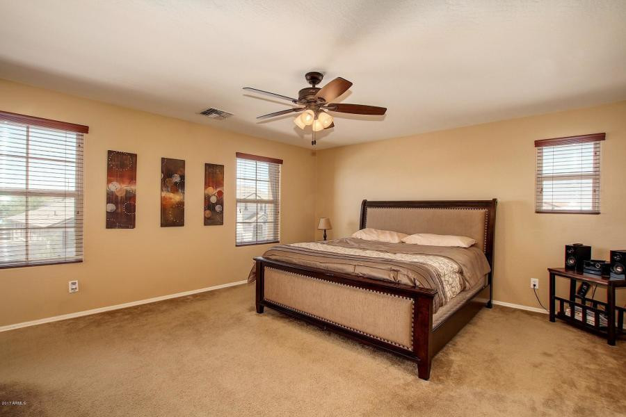 6 Master Bed